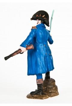 Lieutenant of Napoleon's Old Guard 1812.