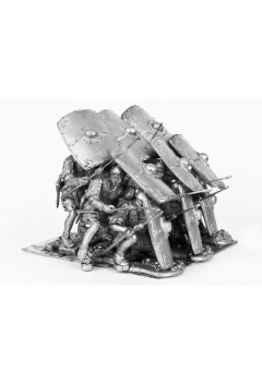 The Roman Wars. A group with pilums.