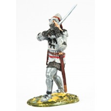 Knight, 1420. (closed visor)
