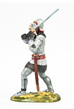 Knight, 1420. (closed visor)