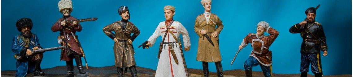 Russian wars 18-19 centuries