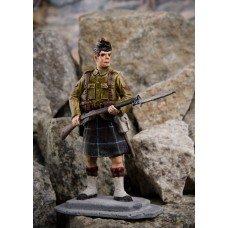 Private Scottish Infantry, 1914