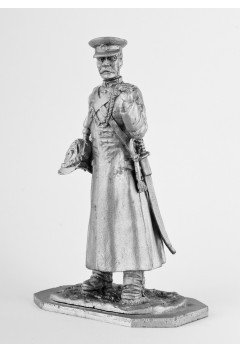Second lieutenant of the 1st Moscow dragoon regiment, 1854