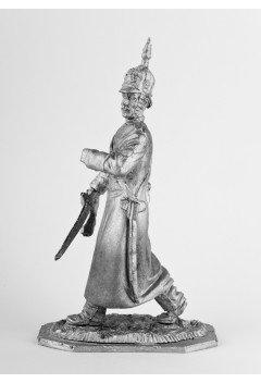 Headquarters captain of the 32nd Kazan Jaeger Regiment, 1854