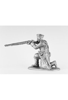 Feldwebel of the 23rd Ukrainian Jaeger Regiment. 1854 g.