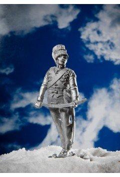 Lieutenant of the 11th hussar regiment, (England) 1855