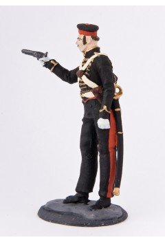 Captain of the 8th Hussars (England), 1855
