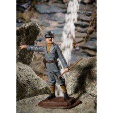 Italian Mountain Rifle Officer, 1914