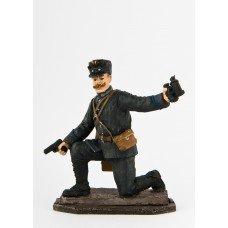 Junior Officer, Belgian Line Infantry, 1915