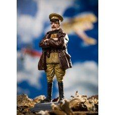 Russian ace pilot, 1914