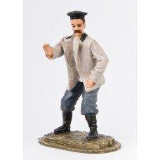 Sailor-gunner # 3. 1854-1855