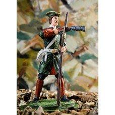 Bombardier of an artillery regiment. 1706 g.