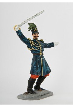 French grenadier officer, Defense of Sevastopol 1854-1855