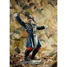 French grenadier officer, Defense of Sevastopol 1854-1855