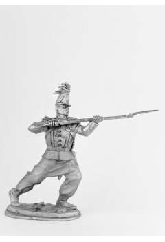 French infantryman, Defense of Sevastopol 1854-1855