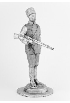 Private 21 brigade of the Separate Corps of Border Guards, 1904 Port Arthur