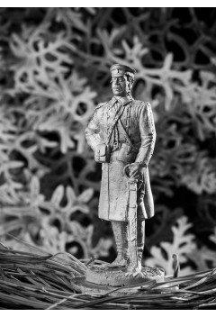 Lieutenant in the Navy, 1904 Port Arthur.