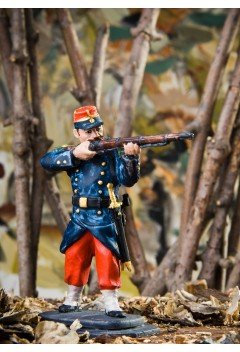 Vaulter of the French Army, Defense of Sevastopol 1854-1855