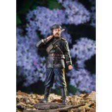 Warmaster of the 1st Yenisei Cossack Regiment, 1919
