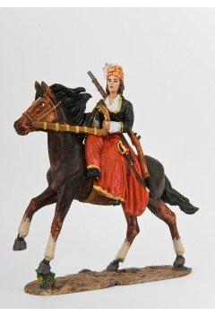 Elena Shidyanskaya. Amazon company, 1787