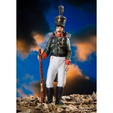 Private of the Prussian infantry, 1812