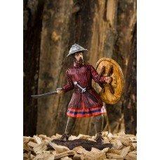Foot sergeant, 14-15th century