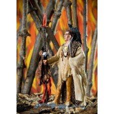 Pawnee Chief Pariscarope