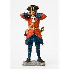 Regimental artillery gunner. 1709, No. 2