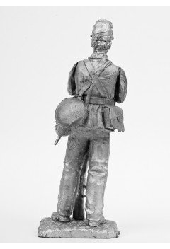 Private of the Federal Army. 1861-1865