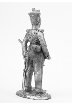 Warrior of the cavalry regiment of the Kostroma militia of 1813-14