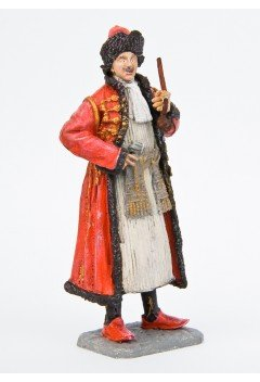 Peter I, in a Polish caftan, 1693