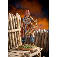 Scythian warrior girl
