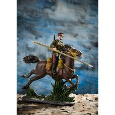 Cossack with a lance.