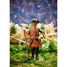 Cavalier Guard 1724