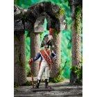 Tambour major of the Spanish grenadier regiment 1806