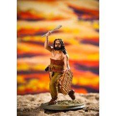 Scythian spear thrower.