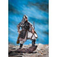 Mongol warrior.
