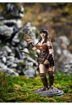 Warrior princess.