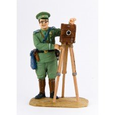 Regimental photographer RIA