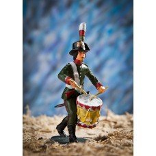 Drummer of the Lombard Legion, 1796-1797