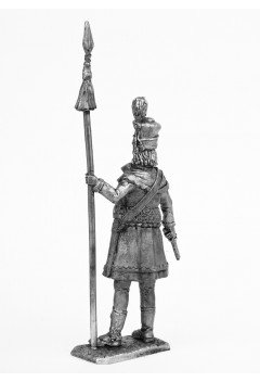 Cadet of the military school of Mars in revolutionary France, 1796.