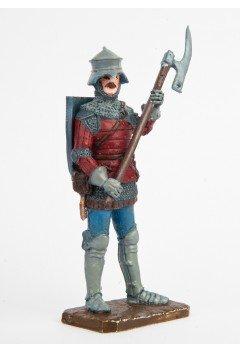 English infantryman 14th century