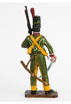 Hussar regiment Granada, 1809