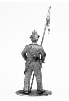 Bashkir sergeant, 1812-14