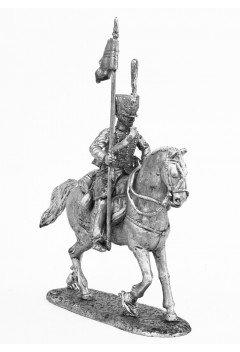 Cossack of the 1st Cavalry Death Regiment of the St. Petersburg Militia, 1812-14