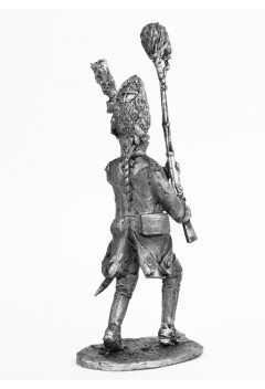 Grenadier of the French Revolutionary Guard 1789