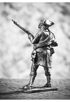 Conscript of the 30th semi-brigade in 1800.