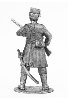 Private of the Kalmyk regiments of 1812-1814