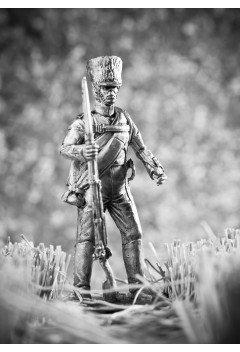 Shooter of the battalion of the Grand Duchess Ekaterina Pavlovna, 1812-1814