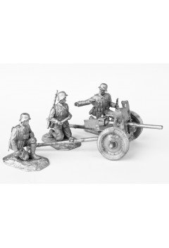 Calculation PAK 35/36, with a cannon.